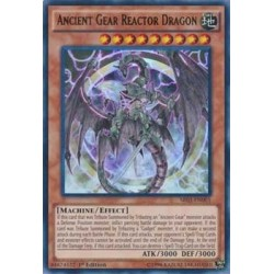 Ancient Gear Reactor Dragon - SR03-EN001