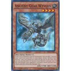 Ancient Gear Wyvern - SR03-EN003