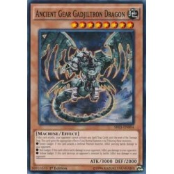 Ancient Gear Gadjiltron Dragon - SR03-EN004