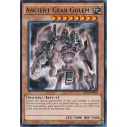 Ancient Gear Golem - SR03-EN005