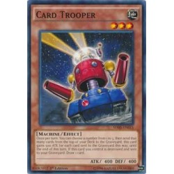 Card Trooper - SDHS-EN015 .