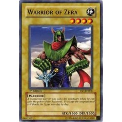 Warrior of Zera - YSD-EN006