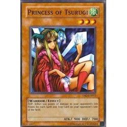 Princess of Tsurugi - YSD-EN014