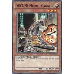 DUCKER Mobile Cannon - YS15-ENF10