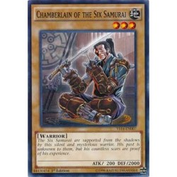 Chamberlain of the Six Samurai - YS14-EN007