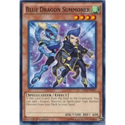 Blue Dragon Summoner - YS14-EN017