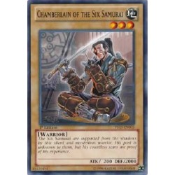 Chamberlain of the Six Samurai - YS13-EN005