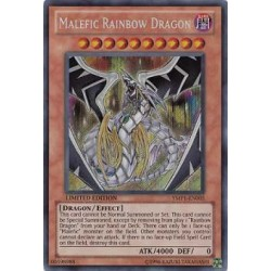 Malefic Rainbow Dragon - YMP1-EN005