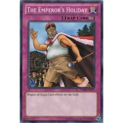 The Emperor's Holiday - TU08-EN017