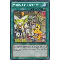 Wind-Up Factory - TU08-EN016