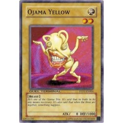 Ojama Yellow - DR2-EN001