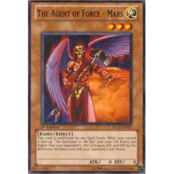 The Agent of Force - Mars - AST-009