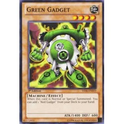 Green Gadget - SD10-EN006