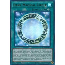 Dark Magical Circle - LEDD-ENA15