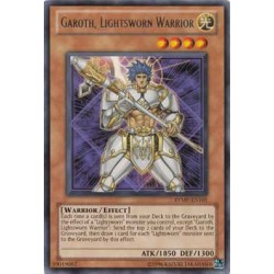 Garoth, Lightsworn Warrior - LODT-EN020