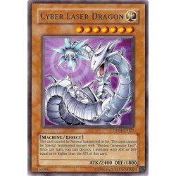 Cyber Laser Dragon - DP04-EN003