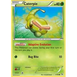Caterpie - FLF 001/106