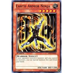 Earth Armor Ninja
