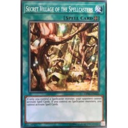 Secret Village of the Spellcasters - OP05-EN026