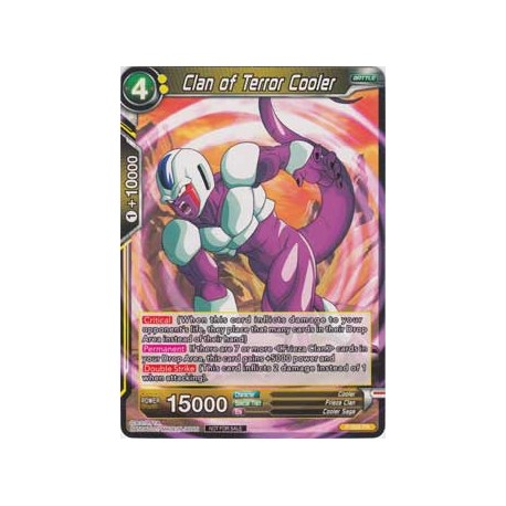 Clan of Terror Cooler (Non-Foil Version) - P-009
