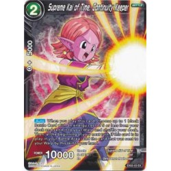 Supreme Kai of Time, Continuity Keeper - EX02-03 (Non-Foil)