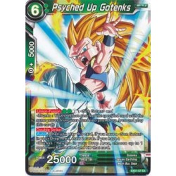 Psyched Up Gotenks (Foil) - EX01-07