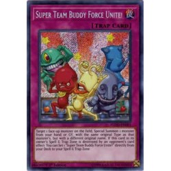 Super Team Buddy Force Unite! - FLOD-EN081