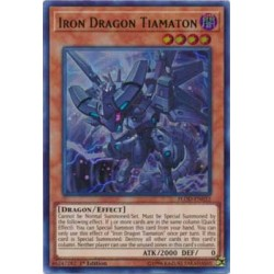 Iron Dragon Tiamaton - FLOD-EN032