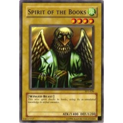 Spirit of the Books - TP2-020