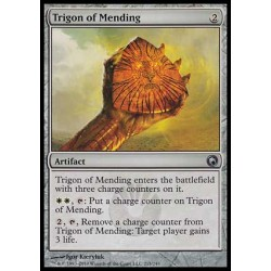 Trigon of Mending - SOM-215/249 - Uncommon Foil