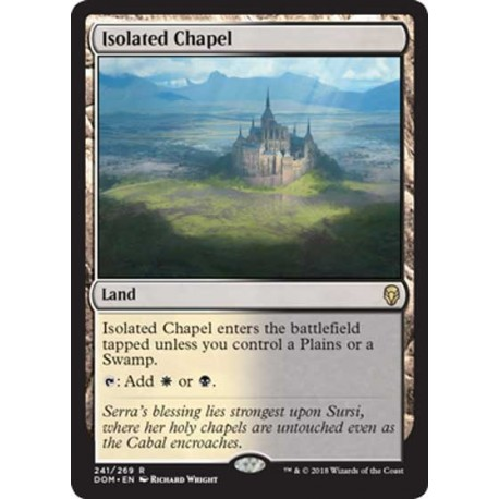 Isolated Chapel - DOM-241/269
