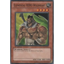 Elemental HERO Wildheart - LCGX-EN014