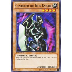 Gearfried the Iron Knight - SD5-EN005