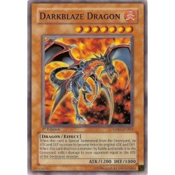 Darkblaze Dragon - SDRL-EN002