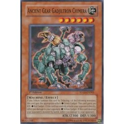 Ancient Gear Gadjiltron Chimera - SD10-EN002