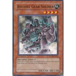 Ancient Gear Soldier - SD10-EN014