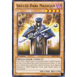 Skilled Dark Magician - SD6-EN006