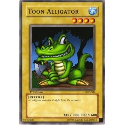 Toon Alligator - SDP-009