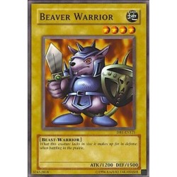 Beaver Warrior - SYE-006