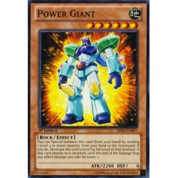 Power Giant - STBL-EN007 - Ultimate Rare