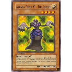 Arcana Force VI - The Lovers - LODT-EN012