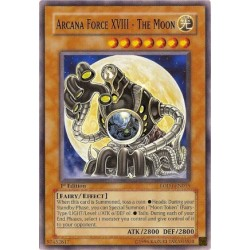 Arcana Force XVIII - The Moon - LODT-EN015