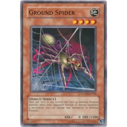 Ground Spider - SOVR-EN016