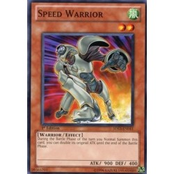 Speed Warrior - DP08-EN002