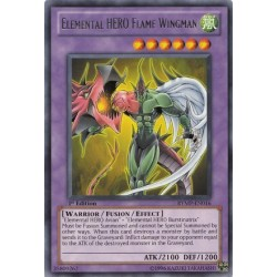 Elemental HERO Flame Wingman - DP1-EN010