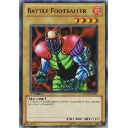 Battle Footballer - DCR-001
