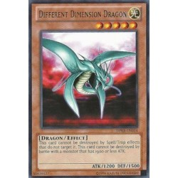Different Dimension Dragon - DCR-015
