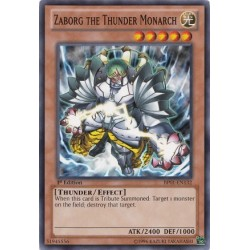 Zaborg the Thunder Monarch - GLD2-EN006