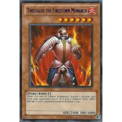 Thestalos the Firestorm Monarch - GLD2-EN008