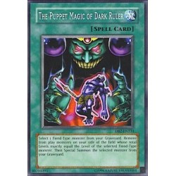 The Puppet Magic of Dark Ruler - LOD-013